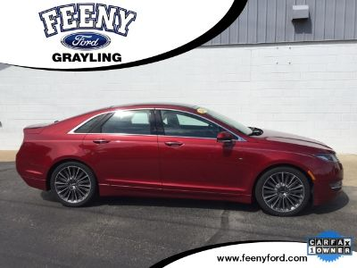 2016 Lincoln MKZ Base (Ruby Red)