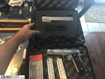 For Sale: Kimber target 2 stainless