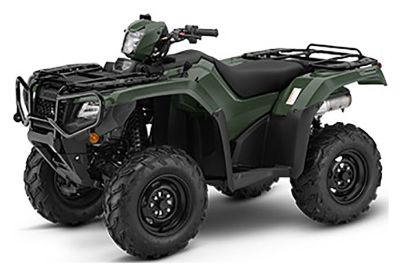 2019 Honda FourTrax Foreman Rubicon 4x4 Automatic DCT Utility ATVs Asheville, NC