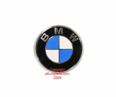Find NEW Genuine BMW Emblem - Trunk (Roundel) 51148240128 motorcycle in Windsor, Connecticut, US, for US $33.52
