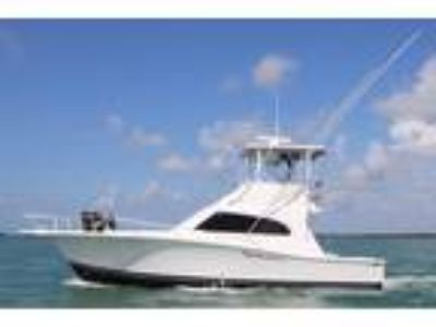 40' Luhrs Convertible 2001