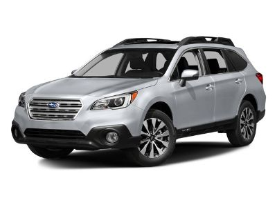 2016 Subaru Outback 3.6R Limited (Crystal Black Silica)