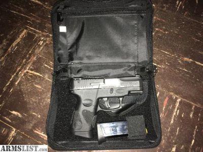 "For Sale: Taurus Millennium G2 PT111 12+1 9mm 3.2"""