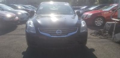 2012 Nissan Altima 2.5 (Black)
