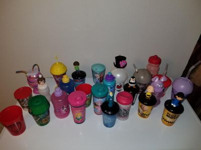 Kids cups. All go together $5.00