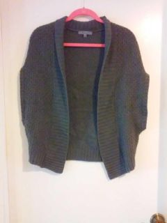 Gray Wool Cover Up Sweater Womens Size XS/S $3.00