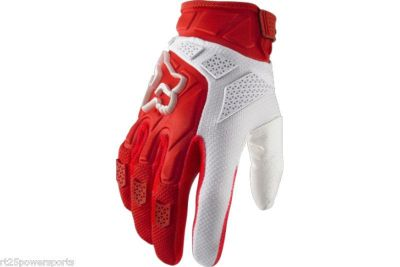 Sell Fox Racing Mens 360 Flight Motocross MX ATV MTB BMX Gloves Red White XL (11) motorcycle in Monroe, Connecticut, US, for US $24.99