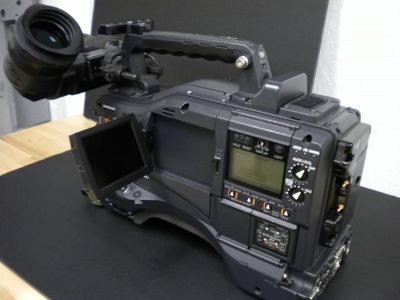 Panasonic AJ HPX3000G P2HD Camera