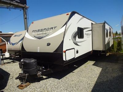 2017 Passport Ultral 3350BHWE Travel Trailer