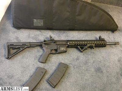 For Sale: Mint M&P AR-15 Sport 2 Custom