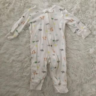 Neutral baby outfit
