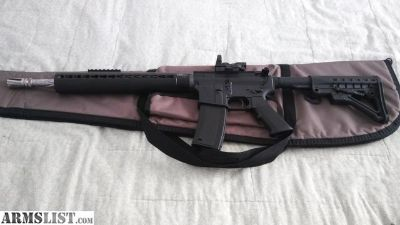 For Sale: WTT/WTS Custom AR15 With Extras.