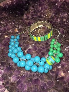 M. Haskell jewelry new never used