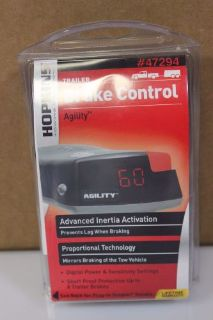 Purchase Hopkins Trailer Brake Control Agility #47294 Advanced Inertia Activation motorcycle in Wilmington, Delaware, United States