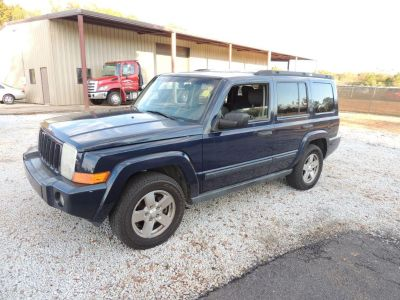 2006 Jeep Commander Base (BLU)