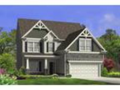 The Sampson by Royal Oaks Homes: Plan to be Built