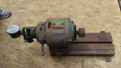 Hobart 1&1/4 hp. variable speed motor (bowl lathe?