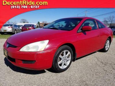 2004 Honda Accord EX (San Marino Red)
