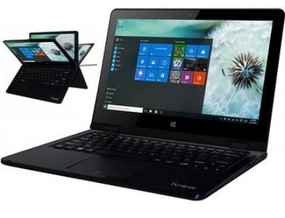 """Iview maximus 11.6"""" convertible touch screen laptop with windows 10"""