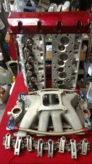 Buy SB2.2 aluminum Chevy racing cylinder heads top end sb-2 Drag race Nascar SB2 motorcycle in Clinton, Tennessee, United States, for US $3,500.00