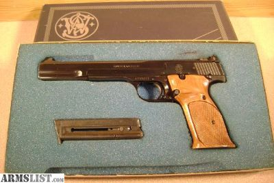 For Sale: S&W Model 41 22lr