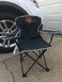 Chicago Bears toddler bag chair