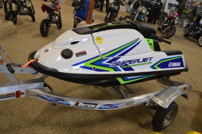 2018 Yamaha SuperJet 1 Person Watercraft Darien, WI