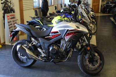2018 Honda CB500X Dual Purpose Motorcycles Adams, MA