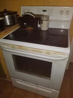 I got a stove like this in storage