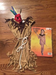 Indian girl costume. Size 8-10 with headband. Meet or ppu in Gallatin.