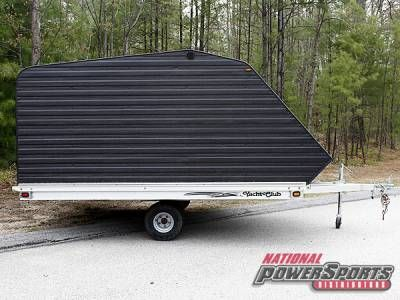 2008 YACHT CLUB SMA105D SNOWMOBILE TRAILER