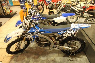 2017 Yamaha YZ250F Motocross Motorcycles Allen, TX