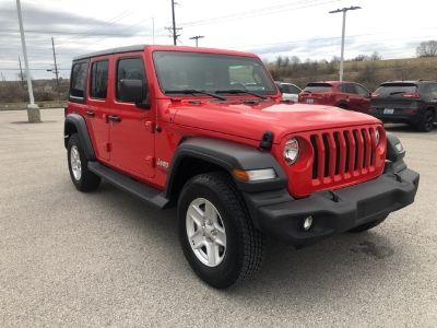 2018 Jeep Wrangler Unlimited SPORT 4X4 ()
