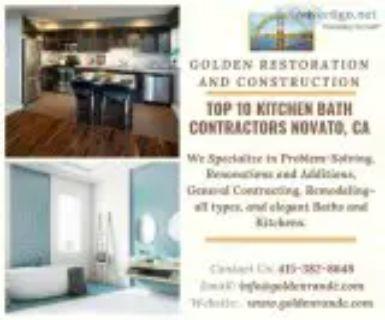 TOP Kitchen Bath Contractors Novato CA