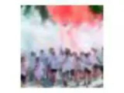 Wildst ColourKids Run at LocoLanding