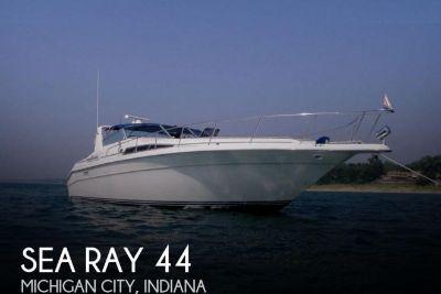 1992 Sea Ray Sundancer 440