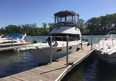 1987 Carver Yachts-3227-Convertible