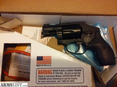 For Sale: Smith and Wesson MP340 .357 mag NO INTERNAL LOCK