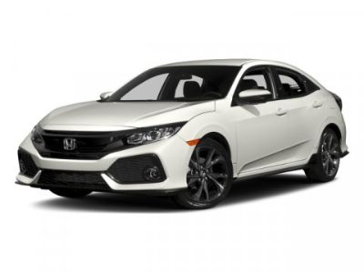2017 Honda CIVIC HATCHBACK Sport (Taffeta White)