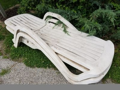 Lawn chairs - free
