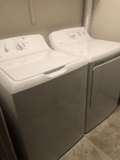 Romper Washer and Dryer Set