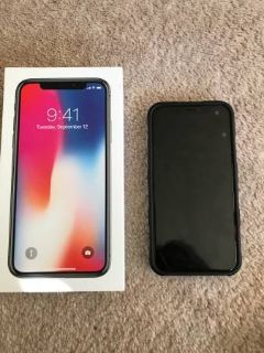 iPhone X 256 gb EXCELLENT CONDITION