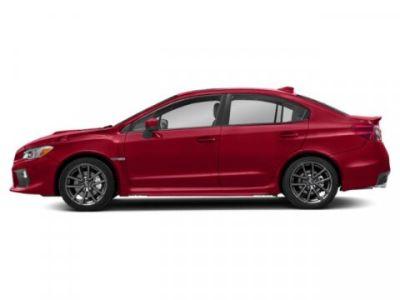 2019 Subaru Impreza WRX Limited (Pure Red)