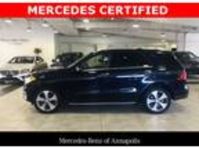 2017 Mercedes-Benz GLE GLE 350 4MATIC