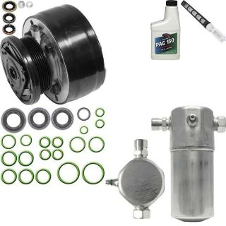 93-95 Chevy C1500 Air AC Conditioning Compressor Kit
