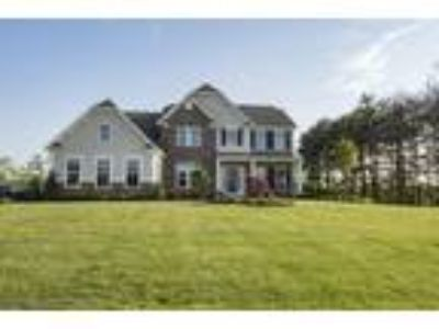 Stunning New Home on over 1 acre