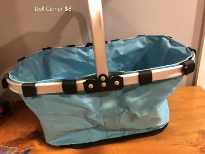 "18"" Doll Carrier"
