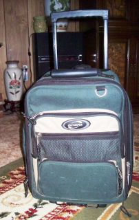 Heavy Duty Olympia Suitcase/ Backpack