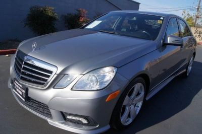 2011 Mercedes-Benz E-Class E 350 Luxury 4MATIC AWD 4dr Sedan