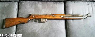 For Sale: Czech VZ52